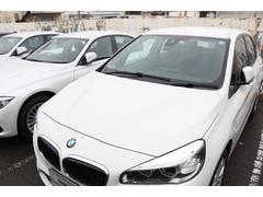 BMW218iアクティブツアラー正規ディーラー全国2年無償保証
