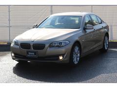 BMW528i正規ディーラー全国1年無償保証