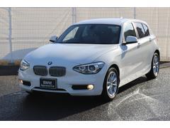 BMW116i スタイル正規ディーラー全国2年無償保証