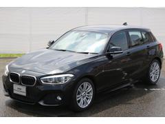 BMW118i Mスポーツ LED Bカメラ 認定中古車