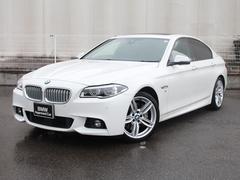 BMWアクティブハイブリッド5MスポーツLEDライト1オーナーSR