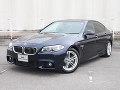 BMW523d Mスポーツ認定2年保証LEDライトACCPDC
