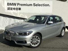 BMW118d スタイルパーキングサポートPKG未使用車LED