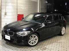 BMW116i MスポーツパーキングサポートプラスPKG1オーナー