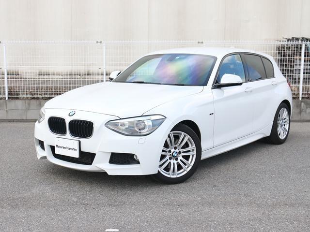 BMW 116i Mスポーツ純正HDDナビキセノン1オーナー