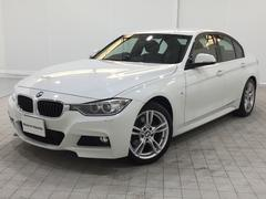BMW320d Mスポーツ新型iDriveナビインテリセーフティ