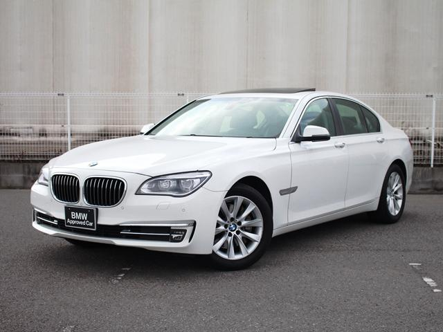 BMW 740i認定保証SR黒レザープラスコンフォートLEDヘッド