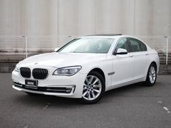 BMW740i認定保証SR黒レザープラスコンフォートLEDヘッド