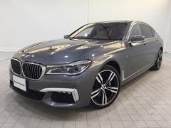 BMW750Li Mスポーツリアコンフォート1オーナーサンルーフ