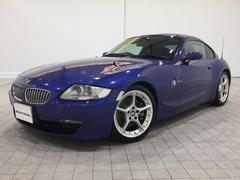 BMW Z4クーペ3.0s黒革キセノンパドルシフトOPアルミシートヒータ
