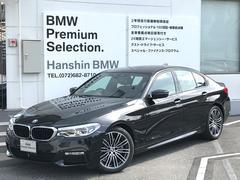 BMW523i Mスポーツ登録未使用車全包囲カメラACC