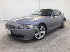 BMW Z4クーペ3.0siベージュ革ナビPKGワンオーナーリアPDC