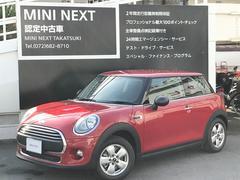 MINIワン登録済未使用車ナビパッケージフェイバリトセミMTモード付