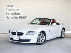 BMW Z4ロードスター2.5iレザーPKG赤革シートヒーターキセノン