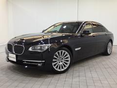 BMWアクティブハイブリッド7Lリアエンターヘッドアップ黒レザー
