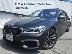 BMWM760Li xDriveインデイビジュアル内外装V12EG