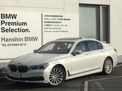 BMW740eアイパフォーマンス プラスPKG茶革レーザーライト