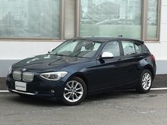 BMW116i スタイル純正HDDナビキセノンアイドリングストップ