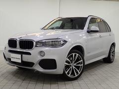BMW X5xDrive 35d Mスポーツ認定保証インディビ特別色SR