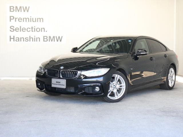 BMW 420iグランクーペMスポーツ認定1年保証LEDヘッドACC