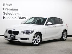 BMW116i認定保証タッチパッド付ナビスマホコネクト純正16AW