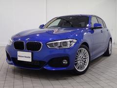 BMW118iMスポーツタッチパネルナビPサポ1オーナーDアシスト