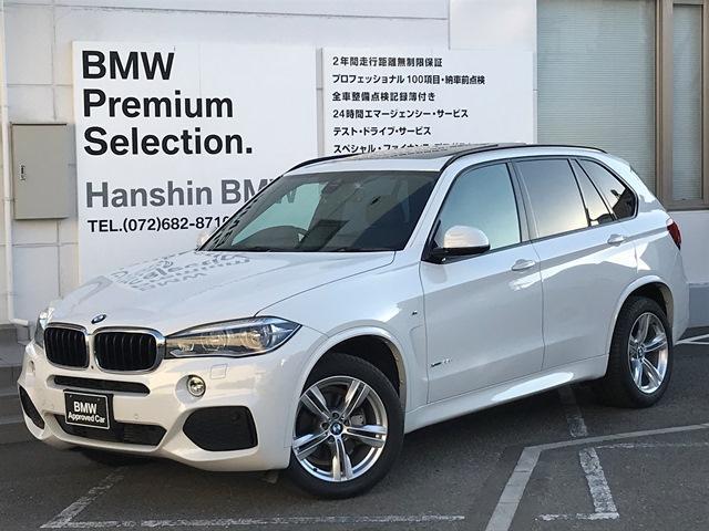 BMW xDrive35d MスポーツセレクトPKGサンルーフACC