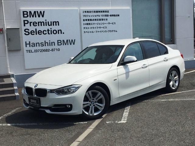 BMW 320i スポーツ 認定保証ACCセーフティPKG1オーナー