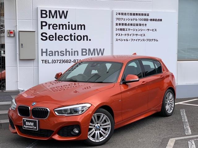 BMW 118i MスポーツバックカメラLEDライト純正HDDナビ