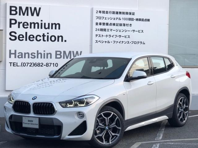 BMW sDrive18iMスポーツXアドバンスAコンフォートPKG