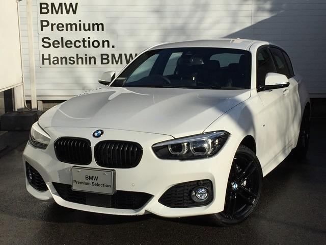 BMW 118i Mスポーツエディションシャドー登録済未使用車ACC