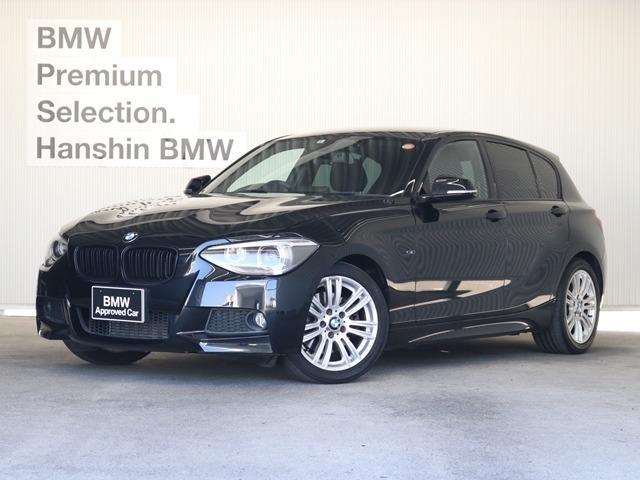 BMW 120i Mスポーツ認定保証170PS純正HDDナビPサポ
