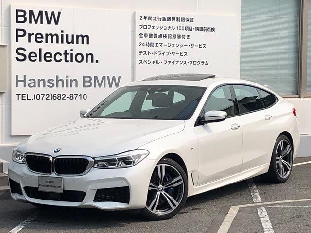 BMW 640ixDriveグランツーリスモMスポーツコンフォートP