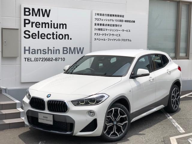 BMW xDrive 18d MスポーツXACCオートトランクSOS