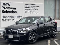 BMW X2sDrive 18iMスポーツXj純正HDDナビLEDライト