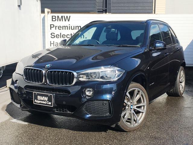 BMW xDrive35dMスポーツセレクトパッケージ認定保証LED