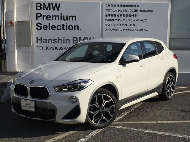 BMW xDrive 18d MスポーツXアドバンスドAS・ACC