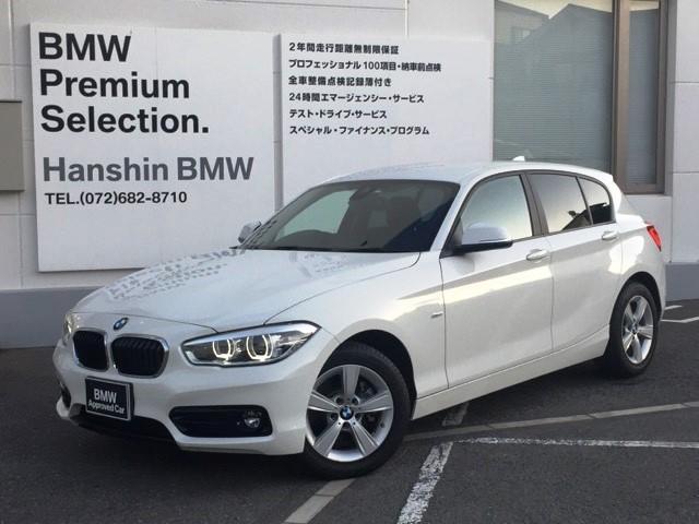 BMW 118d スポツ認定保証PサポクルコンDアシストLEDライト