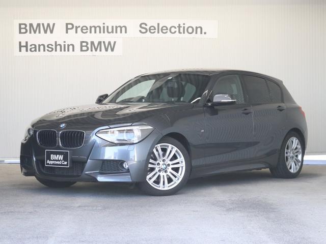 BMW 120i Mスポーツ認定保証純正HDDナビPサポスマートキー