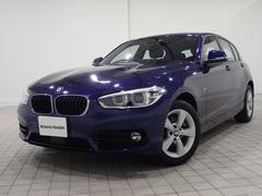 BMW118iスポーツ認定保証・ACC付・コンフォートPサポタッチ