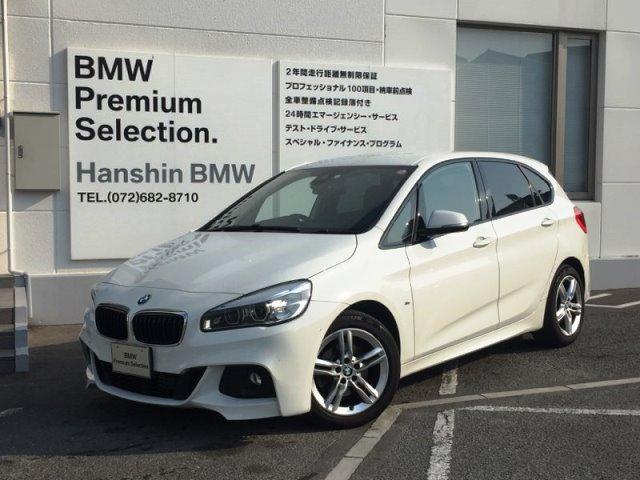 2シリーズ(BMW) 218dアクティブツアラー Mスポーツ 中古車画像