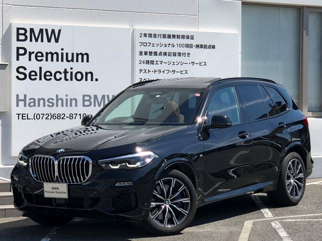 BMW xDrive 35d Mスポーツ1オーナープラスP茶革SR