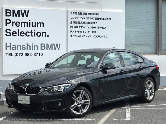 BMW 4シリーズ 420iグランクーペ MスピリットACC地デジLEDライト