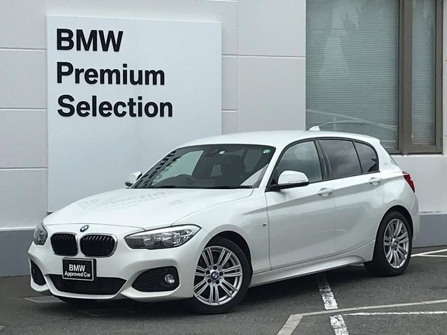 BMW 118d Mスポーツ1オーナーBカメラコンフォートPフルセグ