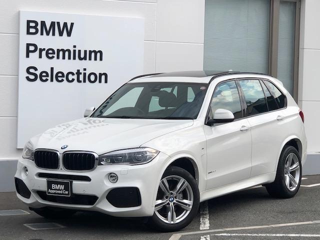 BMW xDrive35iMスポーツLEDヘッドサンルーフ黒革ACC