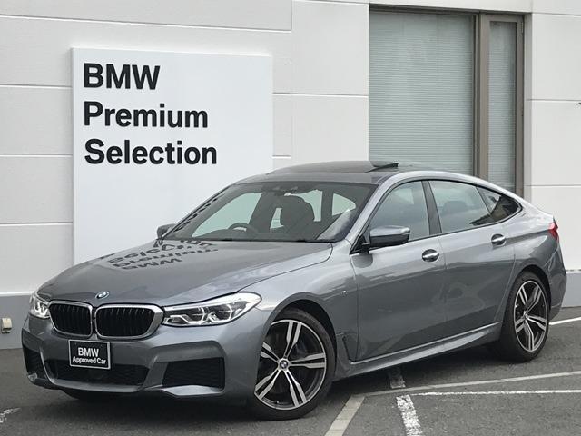 BMW 6シリーズ 640i xDrive グランツーリスモMスポーツ黒革LED