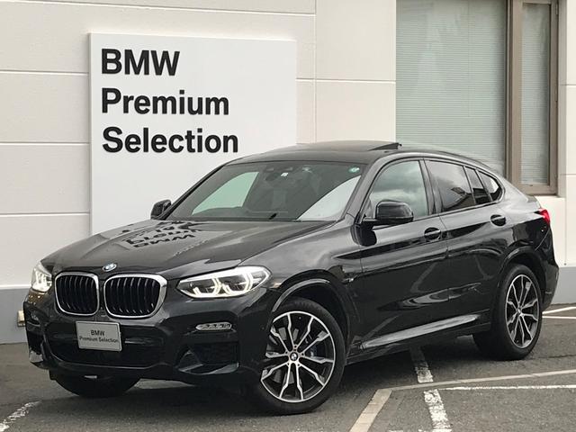 BMW xDrive 30i Mスポーツ LEDヘッドライト・アクティブクルーズコントロール・地デジ・ブラックレザー・シートヒーター・電動トランク・サンルーフ・パワーシート・ミュージックサーバー・純正アルミホイール・USB端子・ETC・G02