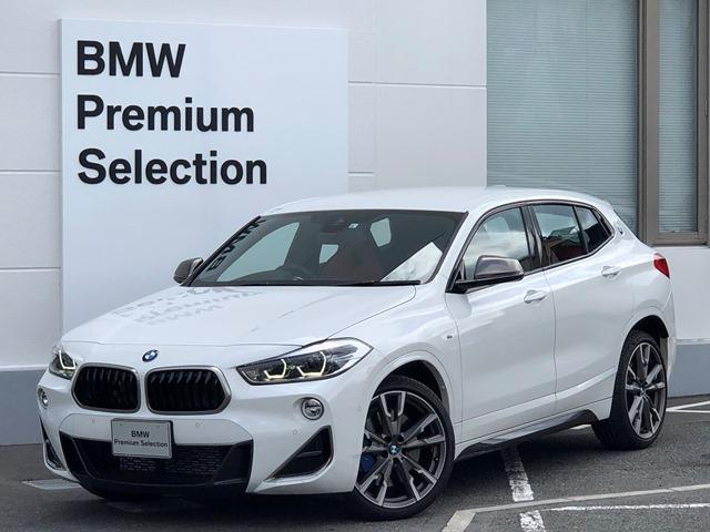 BMW M35i ・弊社元デモカー・赤レザー・シートヒーター・ヘッドアップディスプレイ・アクティブクルーズ・衝突軽減ブレーキ・レーンディパーチャーウォーニング・ミラーETC・電動リアゲート・メモリー付電動シート・F39