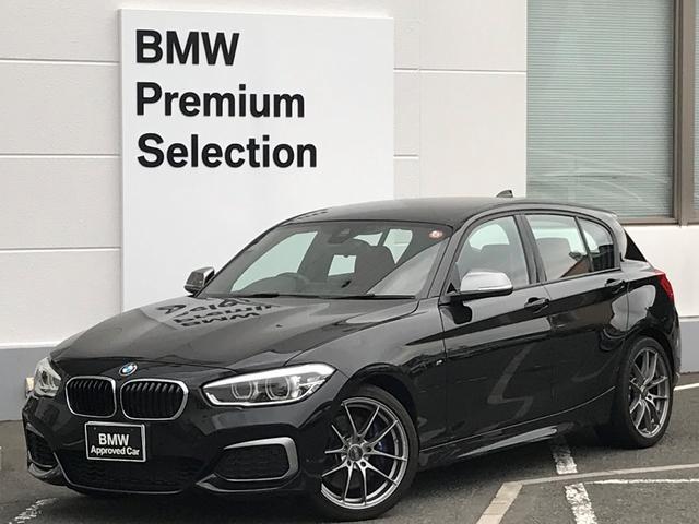 BMW M140i ・直列6気筒ターボエンジン・コーラルレッドレザーシート・アドバンスドパーキングサポート・前後PDCセンサー」・LEDヘッドライト・クルーズコントロール・コンフォートアクセス・シートヒーター・F20・