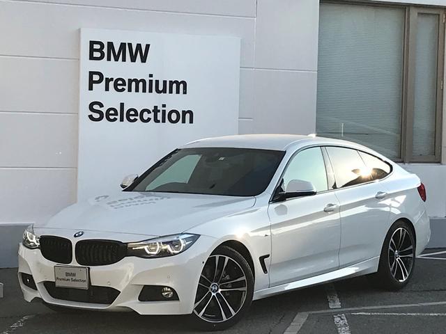 BMW 320dグランツーリスモ Mスポーツ ブラックレザー・シートヒーター・純正HDDナビ・バックカメラ・コンフォートアクセス・オートトランク・アクティブクルーズコントロール・純正18インチAW・ブラックキドニーグリル・LEDヘッドライトF34